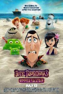 Hotel Transylvania 3 cover