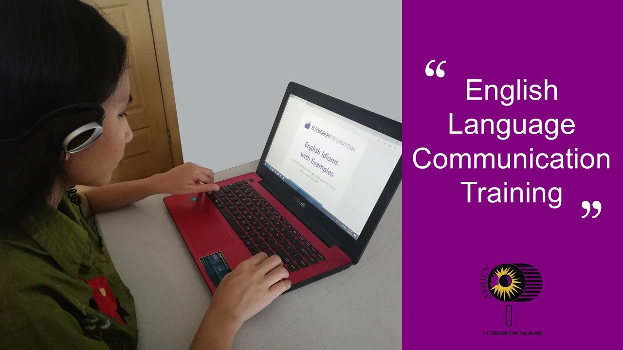 Cover image of English Language Communication Training