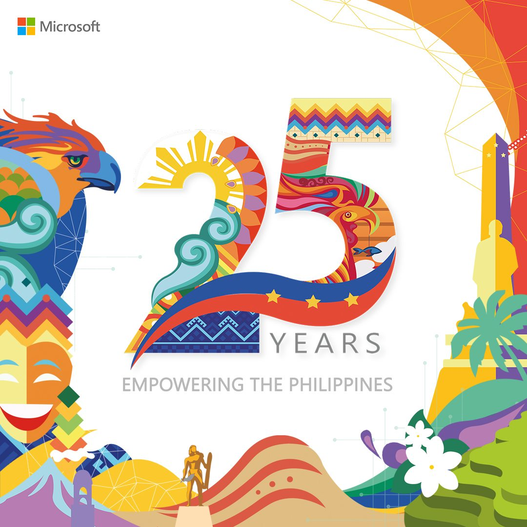 Microsoft Philippines at 25
