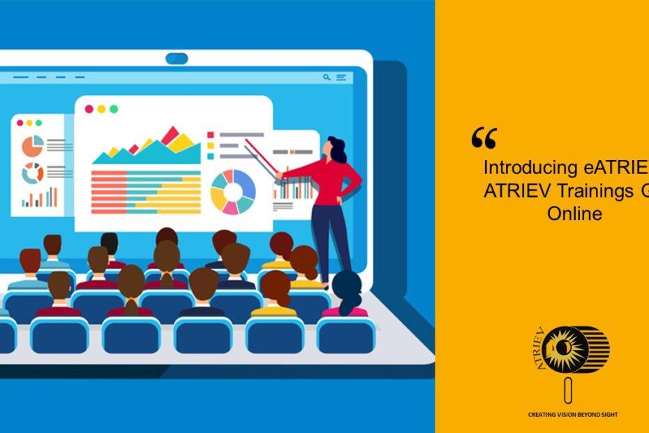 Introducing eATRIEV: ATRIEV Trainings Go Online